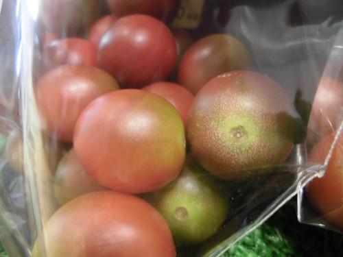 変わりミニトマトあります