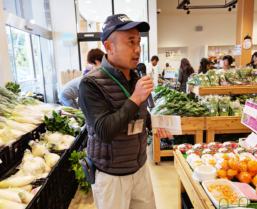 12/11(日)は農家さんDAY!宮本ファーム「新米100%米粉」試食会