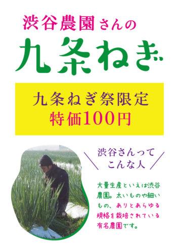 渋谷農園_九条ねぎ