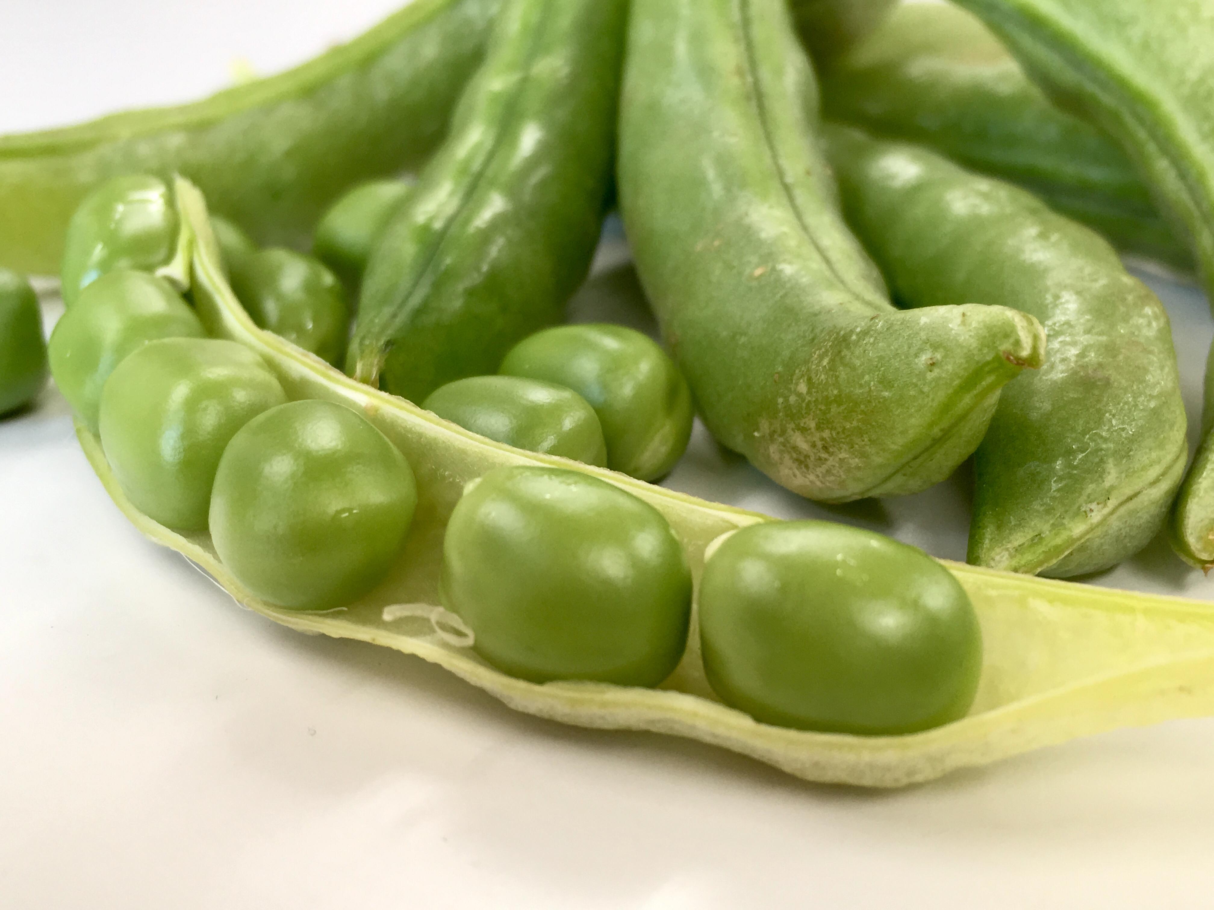 スナップエンドウの豆レシピ