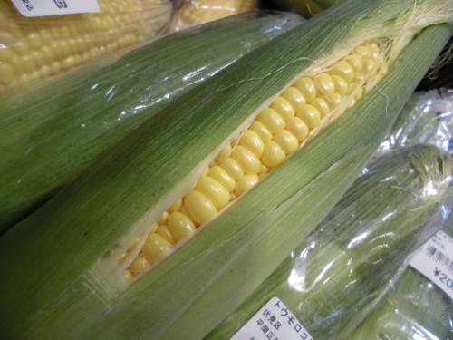 黄トウモロコシ
