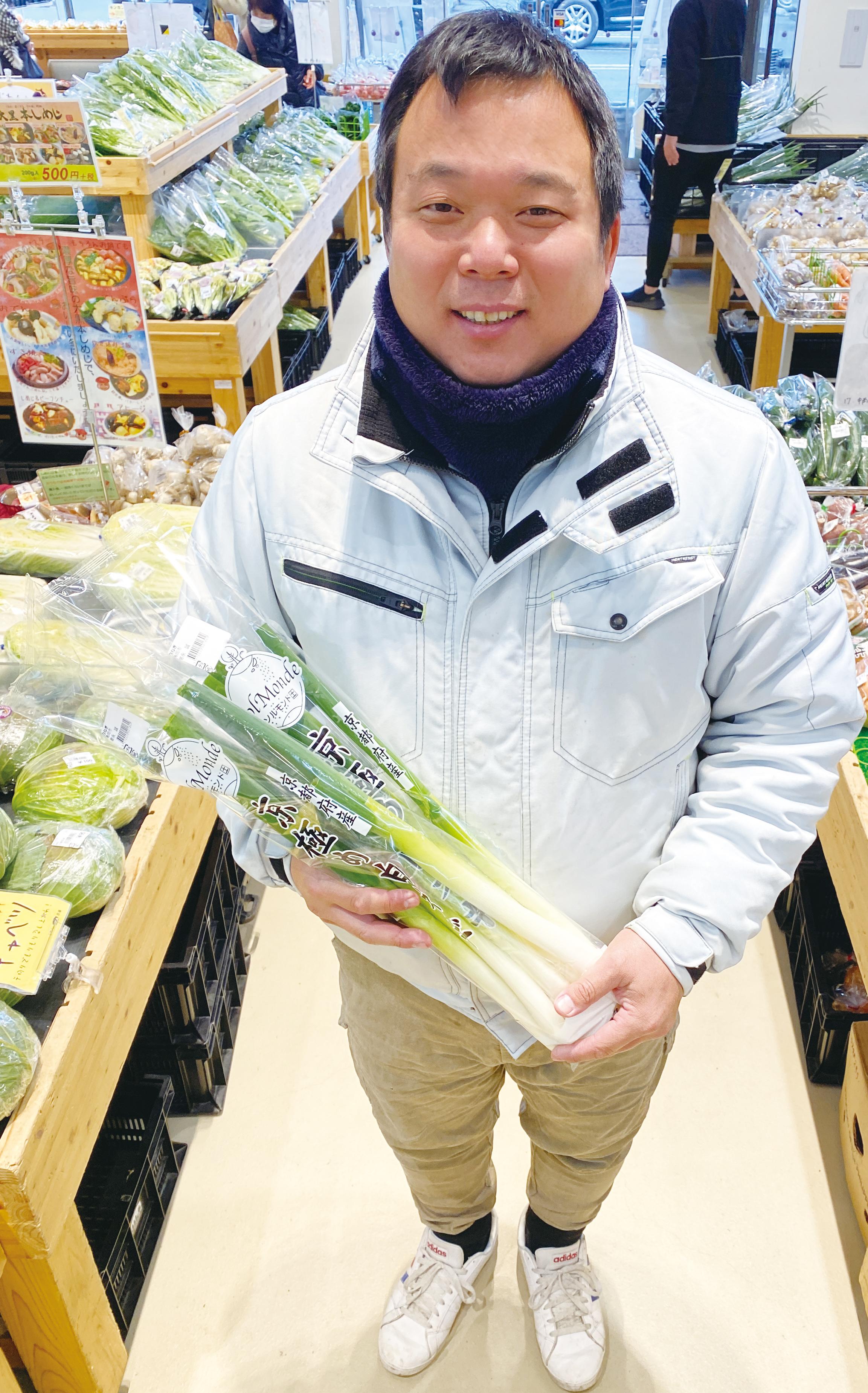 ソルモンド冨永さん