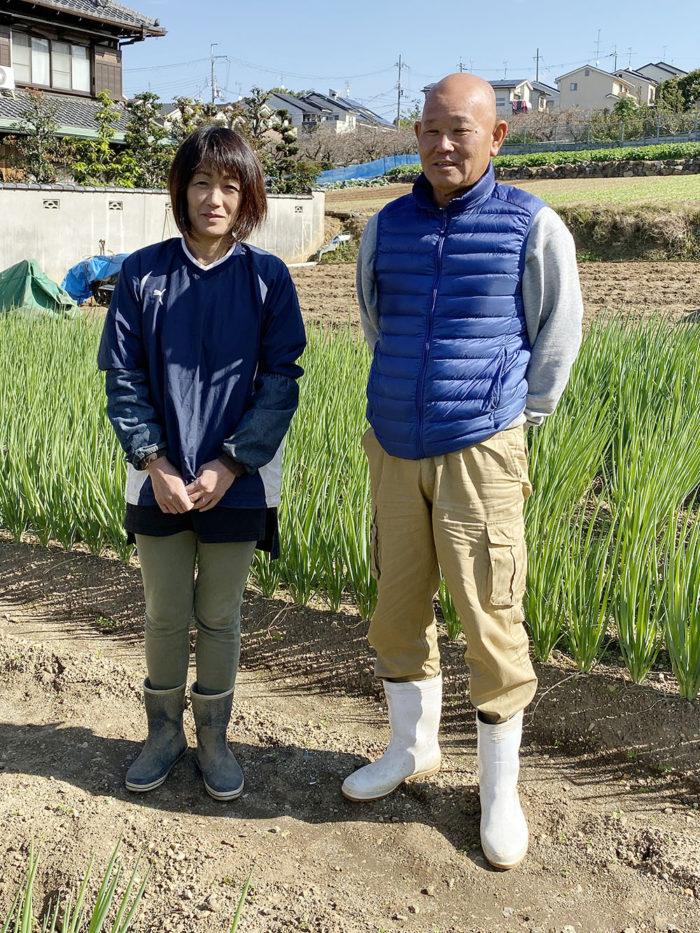 尾崎さん夫婦