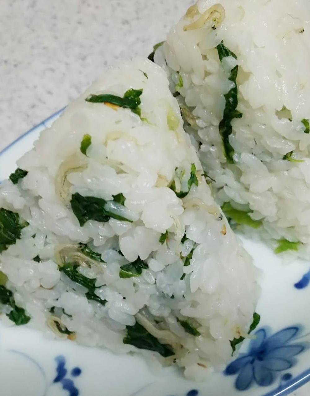 行楽シーズンに京都産野菜のおにぎりはいかが?