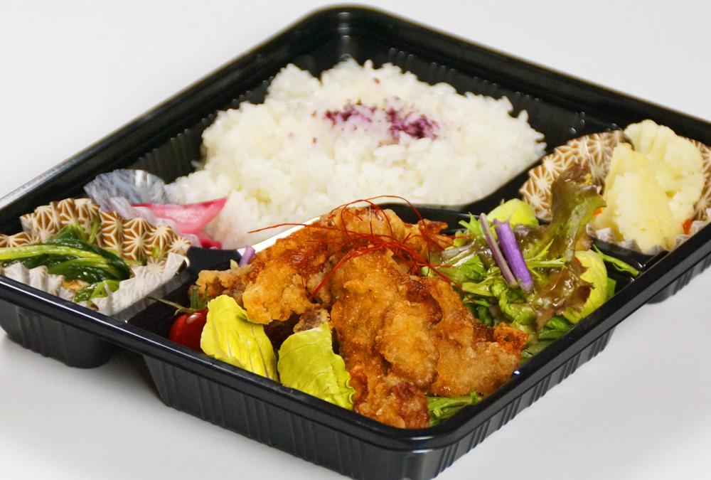 力の湯にて「じねんと食堂の日替わりお弁当」毎日数量限定販売中!